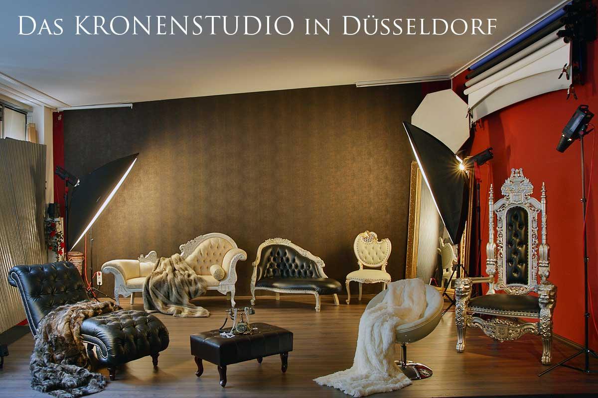 Fotostudio Kronenstudio Düsseldorf-Köln NRW