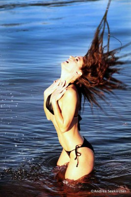 Bikini Strand-fotoshooting Duesseldorf NRW