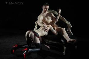 Fifty Shades of Grey BDSM Fotoshooting Düsseldorf Köln NRW