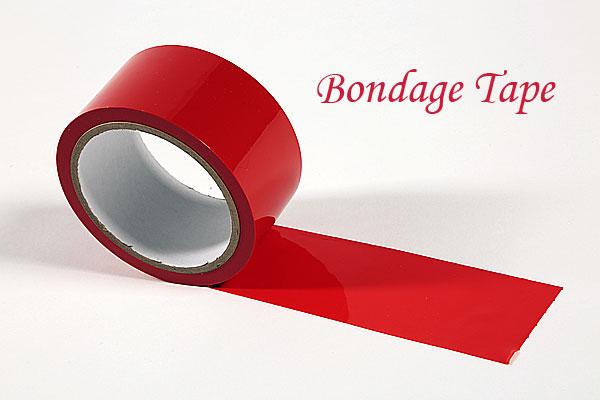 shemale kontakt bondage tape