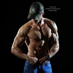 Bodybuilder-Aktfotos Fotoshooting-Düsseldorf-NRW