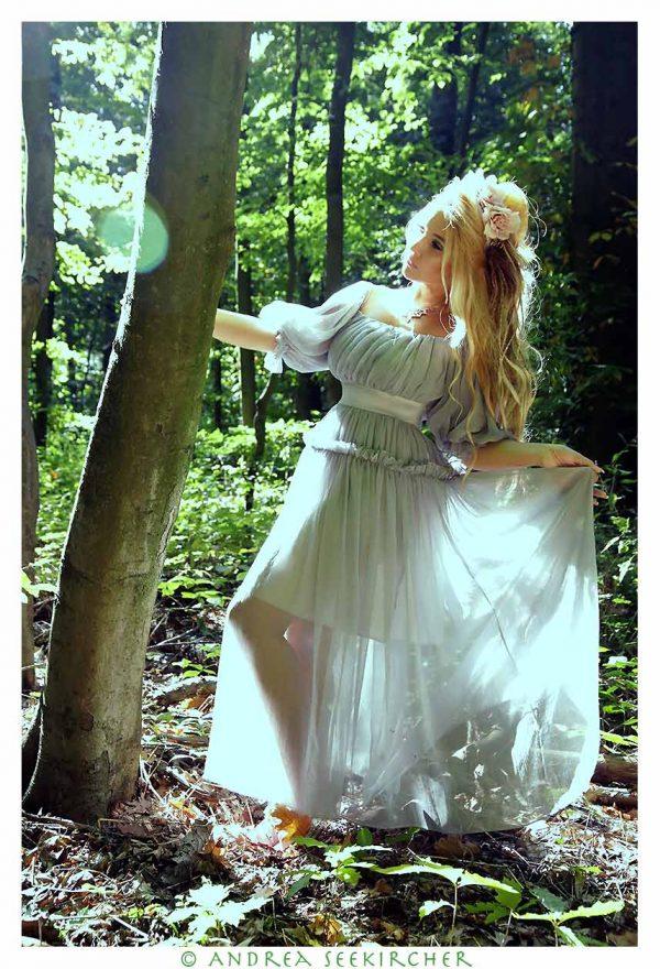 Feen Elfen Wald Fotoshooting