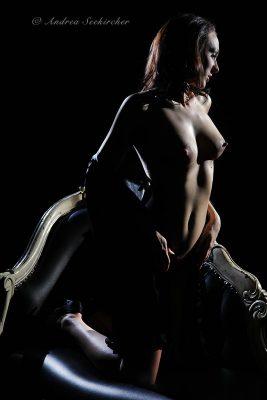 Erotisches Fotoshooting Schattenspiele Düsseldorf Köln NRW