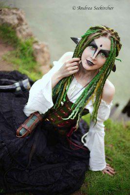 Cosplay Fantasy Fotoshooting NRW