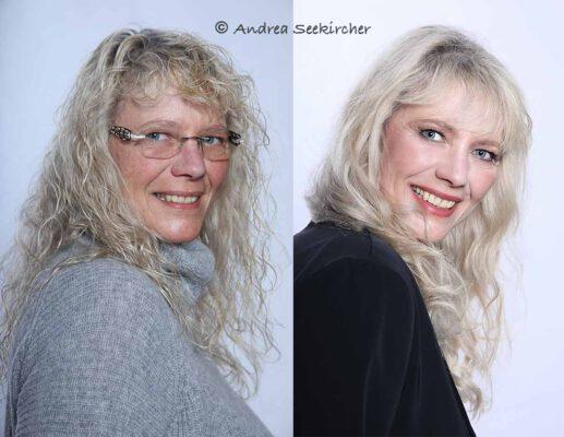 portrait fotoshooting portraitfotos mit styling