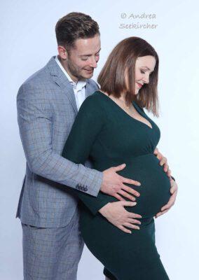 schwanger paare fotos