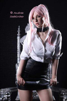 manga cosplay anime fotoshooting fotos