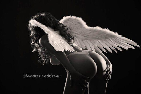 engel fotoshooting erotische fotos